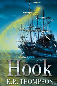 Hook (The Untold Stories of Neverland Book 1) | K.R. Thompson | Book Review